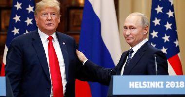 Donald Trump: Niciun preşedinte nu a fost atât de dur cu Rusia aşa cum am fost eu