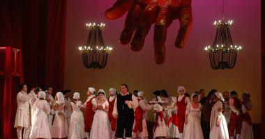 """Don Giovanni"", pe scena Teatrului ""Oleg Danovski"""