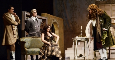 """Don Pasquale""  revine pe scena  Teatrului ""Oleg Danovski"""