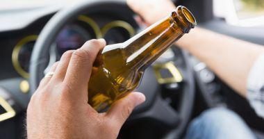 Dosare penale după ce au fost prinși beţi la volan, în trafic