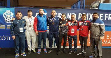 Două medalii pentru luptătorii constănţeni, la Grand Prix-ul de la Nisa