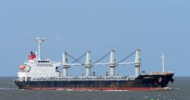 Două nave s-au ciocnit în Marea Egee