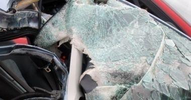 Un preot şi soţia sa, morţi într-un groaznic accident rutier. Cei doi se întorceau de la Ierusalim