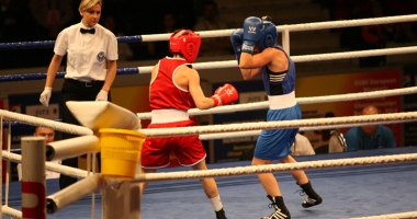 Dou� titluri na�ionale  pentru Mangalia,  la box feminin