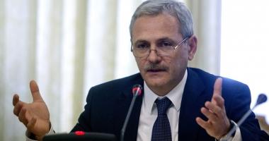"""Liviu Dragnea: """"PSD nu poate încheia un pact de coabitare cu o persoană"""""""
