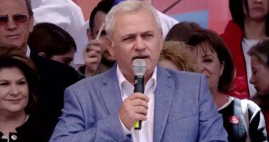 Liviu Dragnea: Premierul Olandei a venit în România ca să ne jignească
