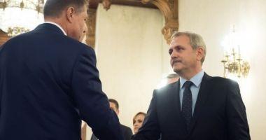 """Pe cine trimite PSD vineri la Cotroceni. """"Dacă nu îi primeşte, e problema dumnelui"""""""