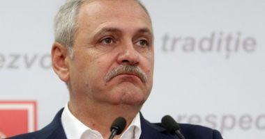 Liviu Dragnea, la Guvern. Îi cere Vioricăi Dăncilă să găsească o soluție pentru rectificarea bugetară