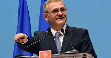 Liviu Dragnea promite dublarea pensiilor în 2021