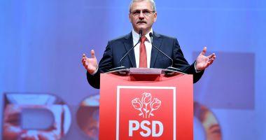 Şedinţă la PSD pentru validarea listei de candidaţi pentru alegerile europarlamentare