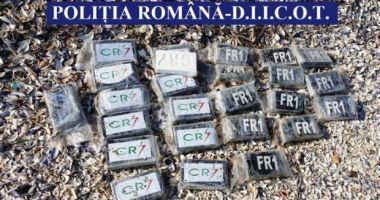 Politiști suspectați în ancheta drogurilor găsite pe litoralul Mării Negre!