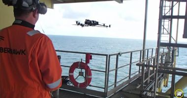 Dronele vor fi utilizate la inspecția navelor