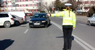 Drum din Constanţa închis traficului rutier