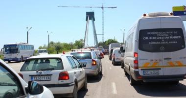 Deşi nu e în stare să repare Podul  de la Agigea, CNADNR construieşte drum de mare viteză pe litoral