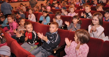 Copiii se pot reîntâlni week-end-ul acesta cu şoricelul Kiţi-Kiţ