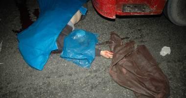 Accident rutier MORTAL în Lumina / GALERIE FOTO
