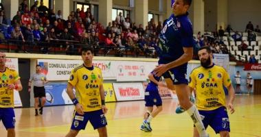 GALERIE FOTO / HC Dobrogea Sud învinge pe Potaissa. Urmează derby-ul cu Odorhei