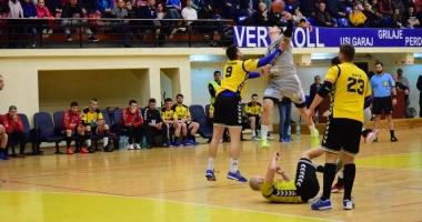 HC Dobrogea Sud, înfrângere la 6 goluri diferenţă, la Turda