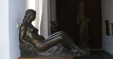 Ion Jalea, sculptorul care şi-a pierdut o mână
