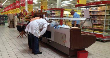 DSV Constanța: Zeci de controale în magazine alimentare și restaurante