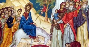 Creştin ortodocşii sărbătoresc Duminica Floriilor