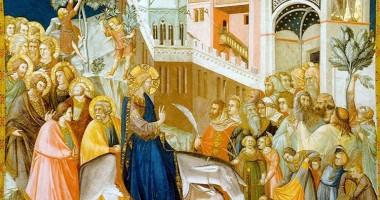 Duminica Floriilor, cea mai importantă sărbătoare ce vesteşte Paştele