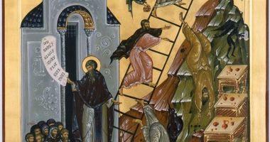 Duminica a patra a Postului Mare. IPS Teodosie oficiază  Sfânta Liturghie