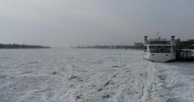 Un bărbat din Brăila s-a înecat în Dunăre