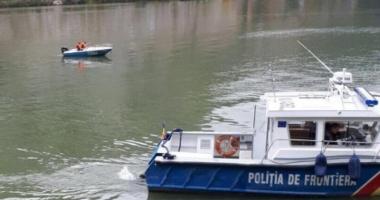 Trupul femeii căzute cu mașina în Dunăre sâmbătă a fost găsit