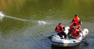 Copil DISPĂRUT în apele Dunării. Amplă acțiune de căutare, pe brațul Borcea