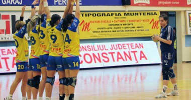 Handbal / CSU Neptun, înfrângere severă la Brăila