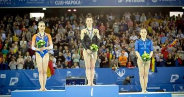Respect, Cătălina Ponor! După aurul european, să vină medalia mondială
