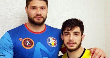 După mai bine de 10 ani! Luptător român,  medaliat cu aur la Campionatul European