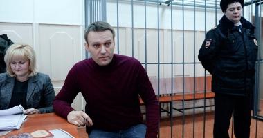 Duşmanul lui Putin, Aleksei Navalnîi,  s-a îmbolnăvit în închisoare