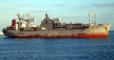 """SLN a deschis acţiune în justiţie pentru vânzarea navei """"Eastmed Carrier"""""""