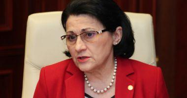 Ecaterina Andronescu,  din nou, ministru  al Educaţiei