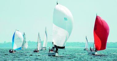 Echipajele Incognito şi Pelican Racing - câştigătoarele Regattei Kaufland
