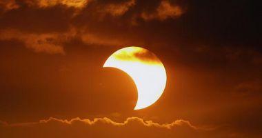 Eclipsă parțială de Soare, în prima duminică din an 