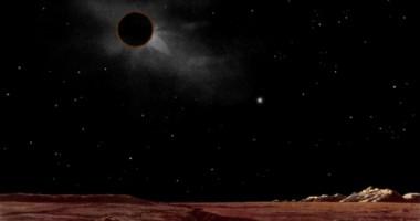 Ultima eclipsă totală de lună din 2011, are loc la noapte