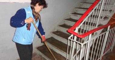 E criză de femei de serviciu, în România