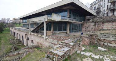 Ce-a fost şi ce-a ajuns! Edificiul Roman cu Mozaic, într-o continuă degradare