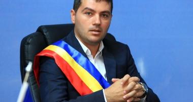 Primarul George Scupra, reconfirmat în funcţia de preşedinte al PNL Ovidiu