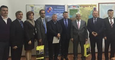 Edilul Marian Iordache, gazdă pentru o delegaţie din Turcia