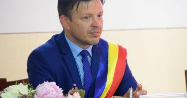 """Foto : Primarul Viorel Ionescu: """"Vrem să obținem pentru orașul Hârșova statutul de stațiune balneară"""""""
