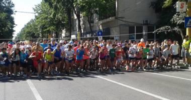 Cătălin Jitcovici şi Antonia Mariş sunt câştigătorii Crosului Olimpic