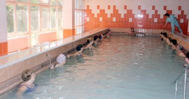Efectele terapeutice ale masajului subacval de la Sanatoriul Balnear Mangalia