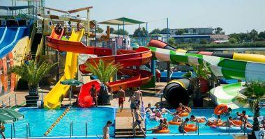 Eforie Aqua Park animă litoralul