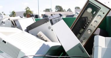 Iată cum puteţi scăpa de aparatura electrică veche