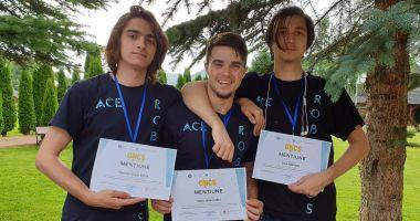 Elevi constănțeni, premiați la Olimpiada Națională de Creativitate Științifică