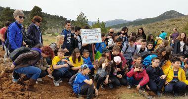 Elevi de la Şcoala Ciocârlia de Sus, oaspeţi în Turcia